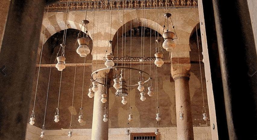 Masjid Sultan Al Mansur Qalawun   Kairo 3