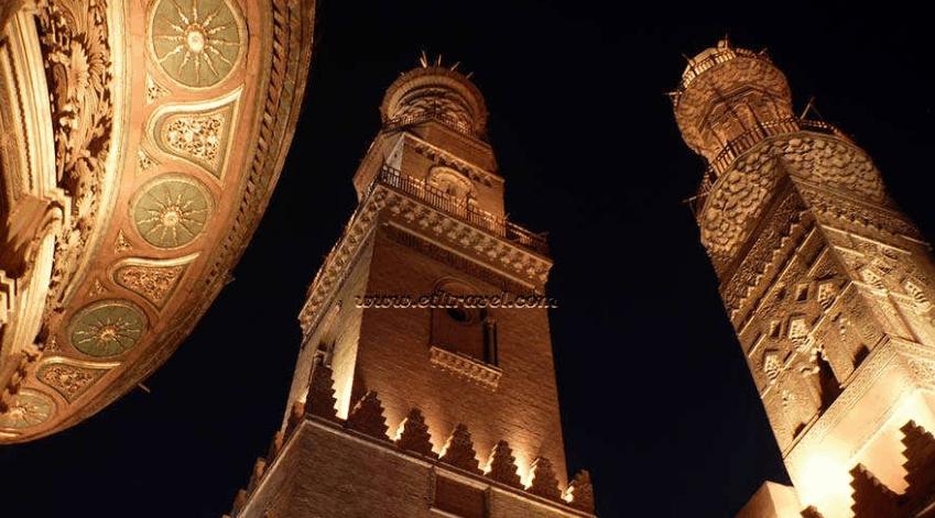 Masjid Sultan Al Mansur Qalawun   Kairo 2