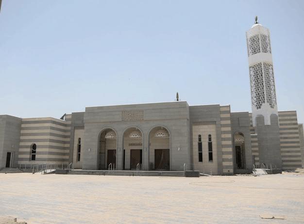 Masjid Modern di Kuwait 10