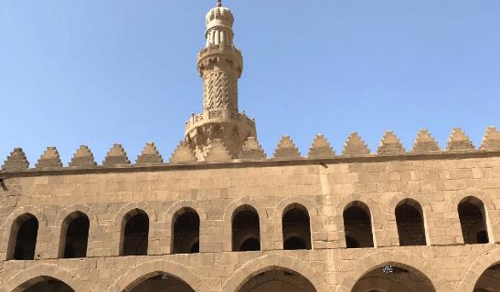 Masjid Al Aqmar | Kairo | Mesir