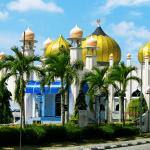 Masjid Al-Hana di Langkawi