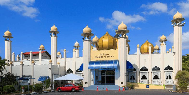 Masjid Al-Hana di Langkawi 1