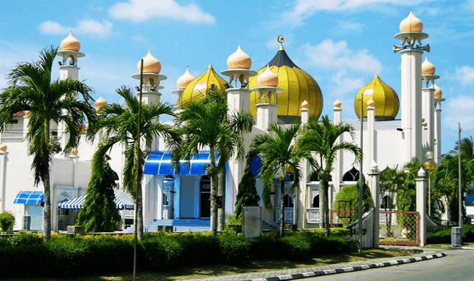 Masjid Al-Hana di Langkawi 2