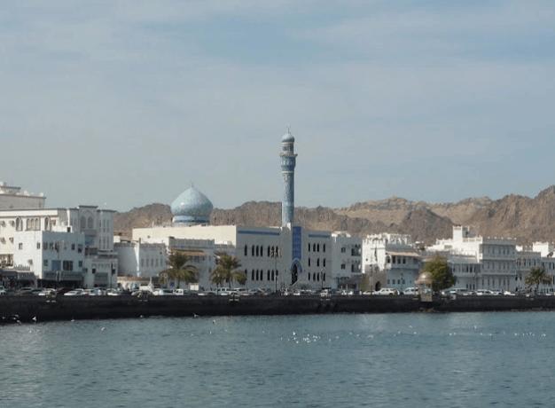 Masjid Muskat yang Luar Biasa 3