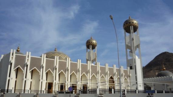 Masjid Muskat yang Luar Biasa