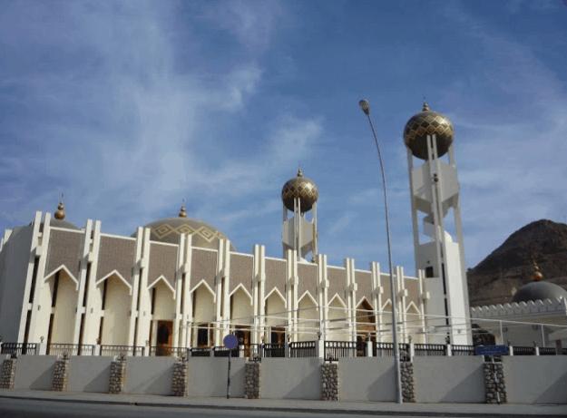 Masjid Muskat yang Luar Biasa 2