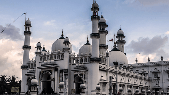 Masjid Populer di Kerala (1)