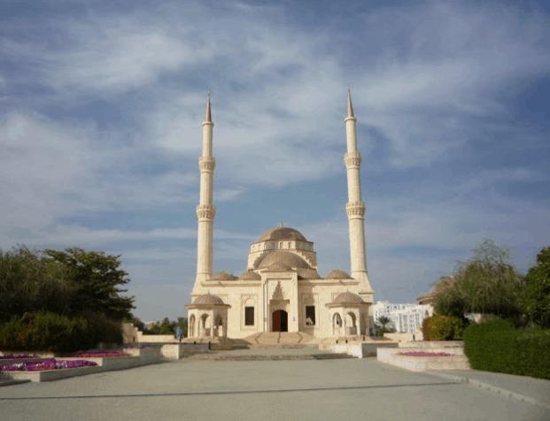 Masjid Muskat yang Luar Biasa 1