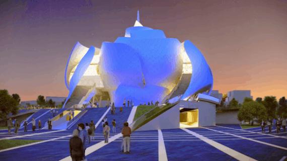Masjid Mawar Putih