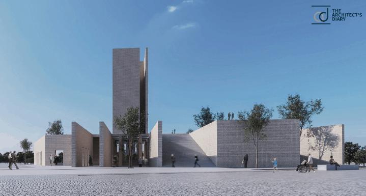 Masjid Modern Golshahr | Ahmad Saffar 1