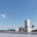 Masjid Modern Golshahr | Ahmad Saffar