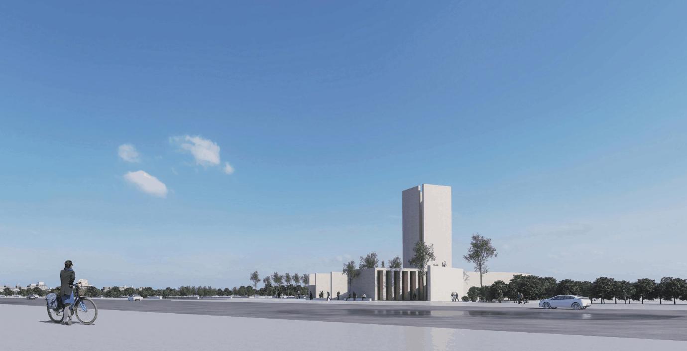 Masjid Modern Golshahr | Ahmad Saffar 3