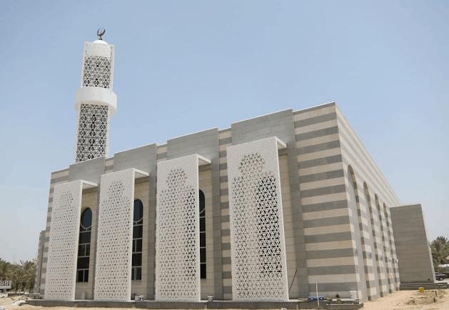 Masjid Modern di Kuwait 1