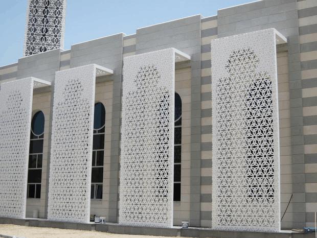 Masjid Modern di Kuwait 4