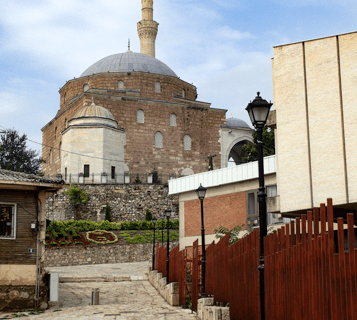 Masjid Mustafa Pasha Makedonia
