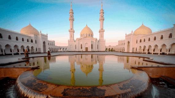 Dua Masjid Menakjubkan di Tatarstan, Rusia
