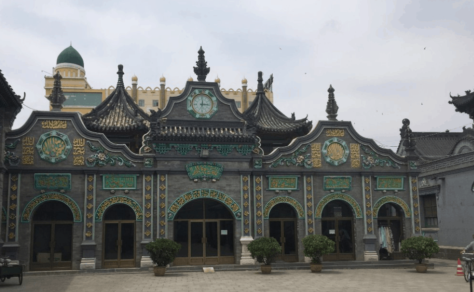 Masjid Raya Hohhot 1