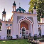 Masjid Shah Jahan, Woking