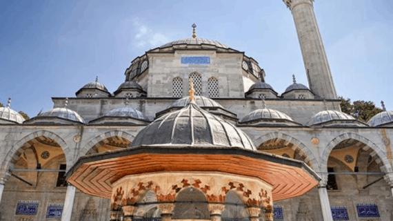 Masjid Sokollu Mehmet Pasha Camii di Istanbul