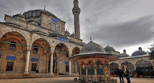 Masjid Sokollu Mehmet Pasha Camii di Istanbul 1