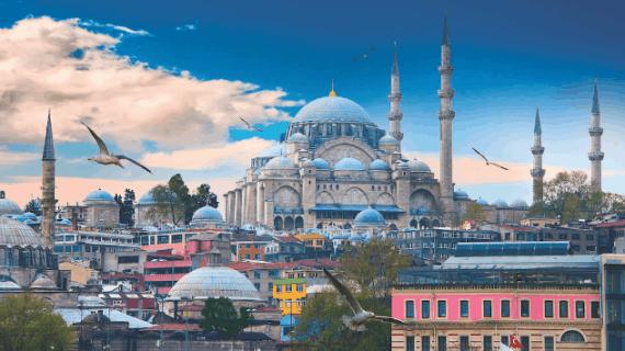 5 Masjid Monumental dari Berbagai Bagian Dunia