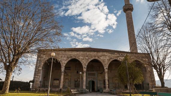 Masjid Sultan Murat di Skopje, Makedonia
