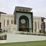 Masjid Yusof Ishak di Woodlands dengan Arsitektur dan Fitur Unik
