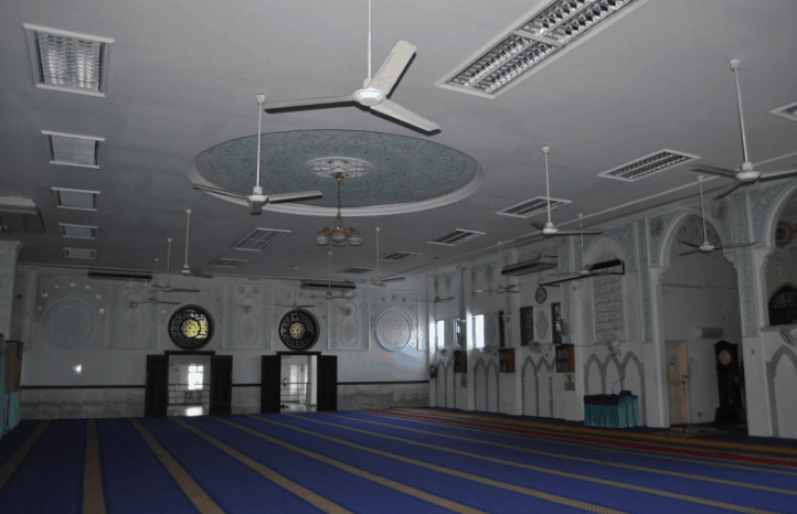 Masjid Al-Hana di Langkawi 3
