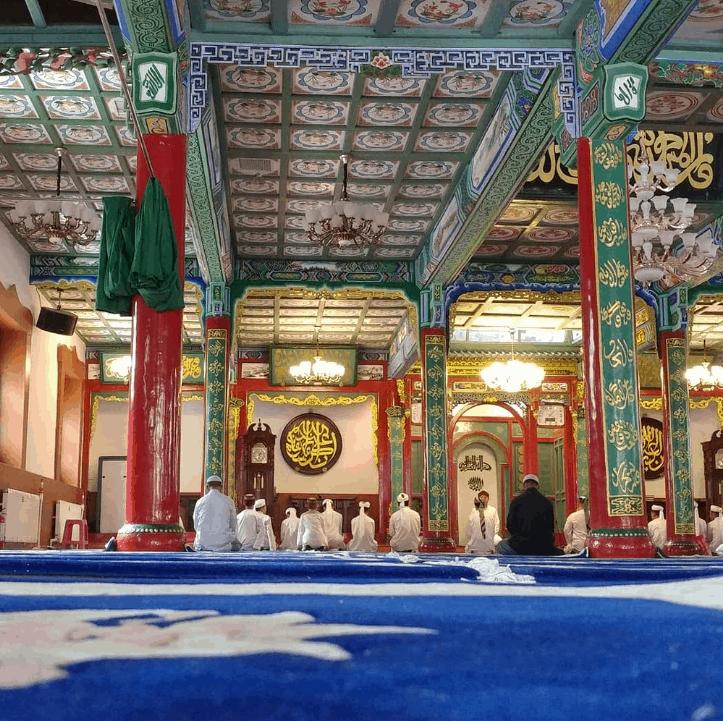 Masjid Raya Hohhot 2