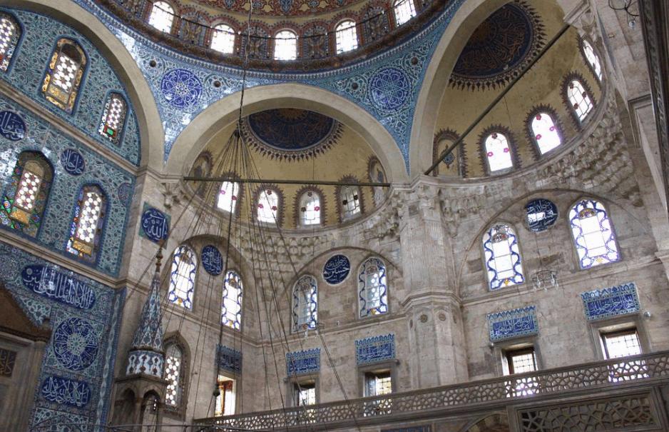 Masjid Sokollu Mehmet Pasha Camii di Istanbul 2