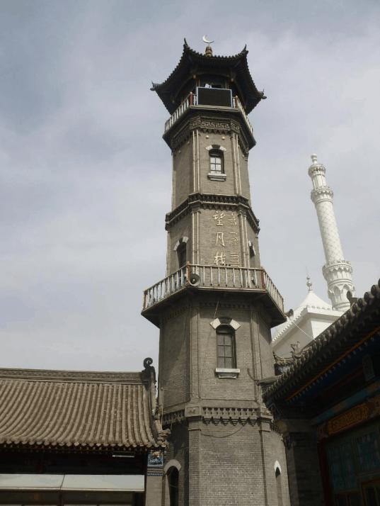 Masjid Raya Hohhot 3
