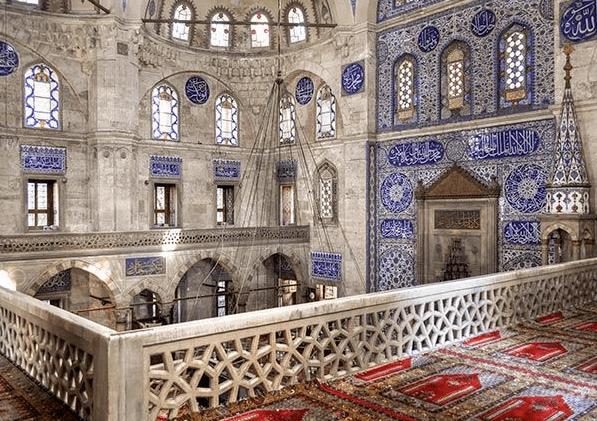 Masjid Sokollu Mehmet Pasha Camii di Istanbul 4