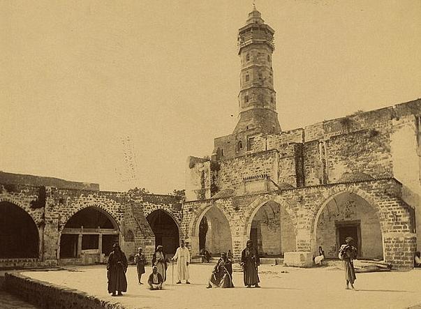 Masjid Agung Gaza 3