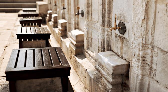 Bagian-bagian dalam Sebuah Masjid 3