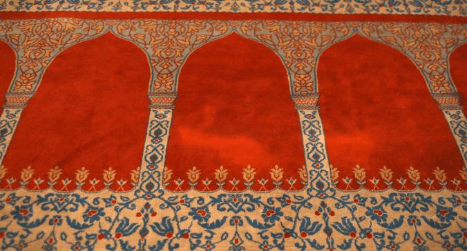 Bagian-bagian dalam Sebuah Masjid 4