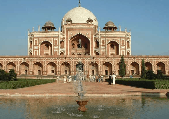 Arsitektur Mughal 1