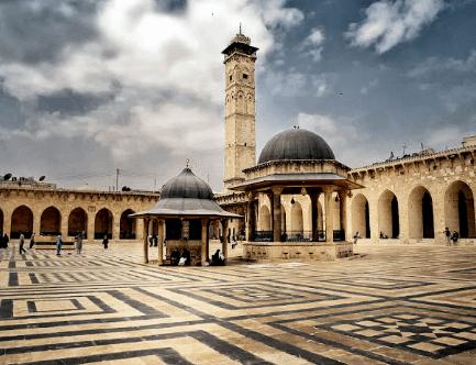 Aleppo - Arsitektur dan Sejarah 1