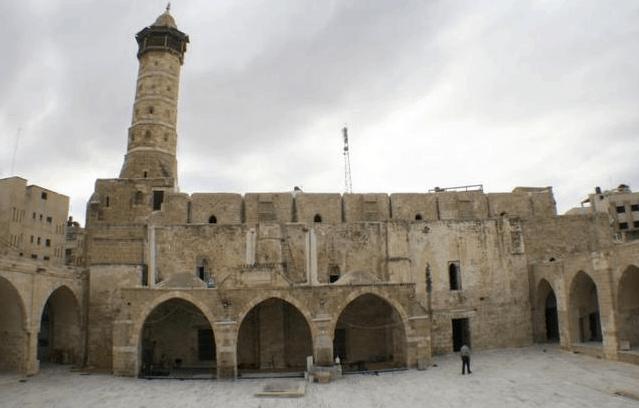Masjid Agung Gaza 1