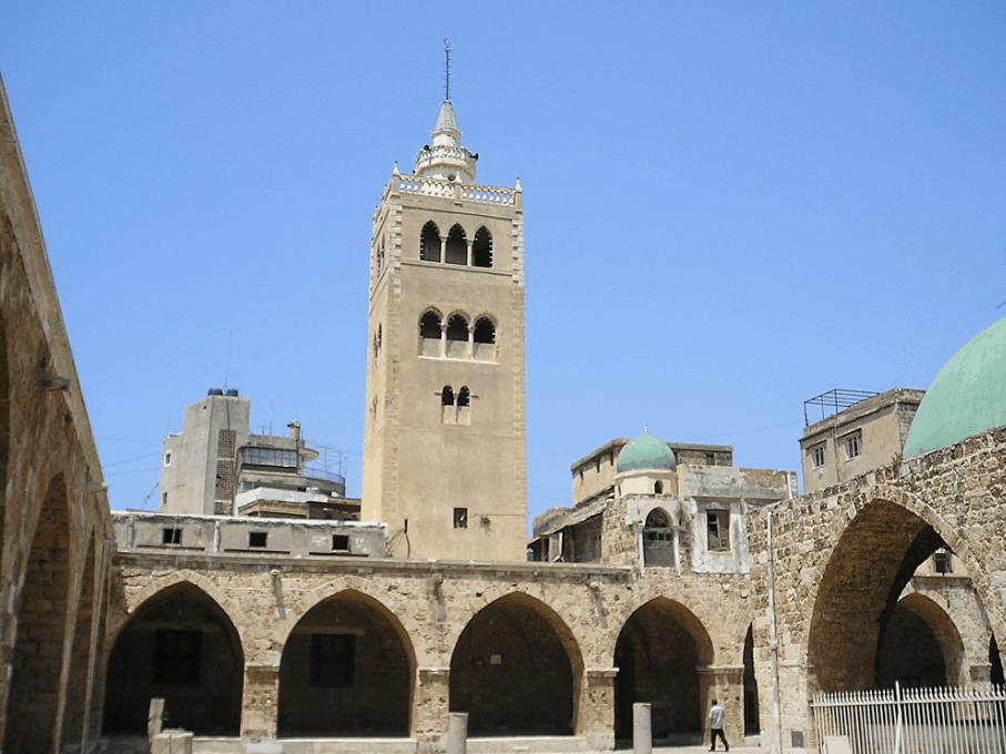 Masjid Agung Mansouri 1