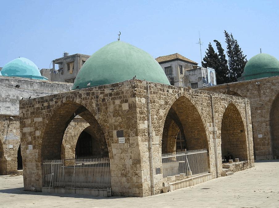 Masjid Agung Mansouri 2