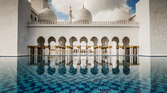 Masjid Paling Luar Biasa di Uni Emirat Arab