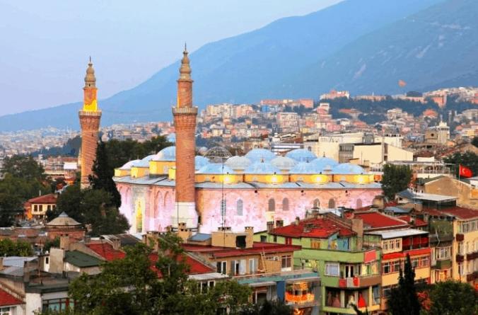 Masjid Agung di Bursa 1