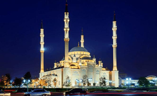 Masjid Terkenal di Seluruh Dunia 10