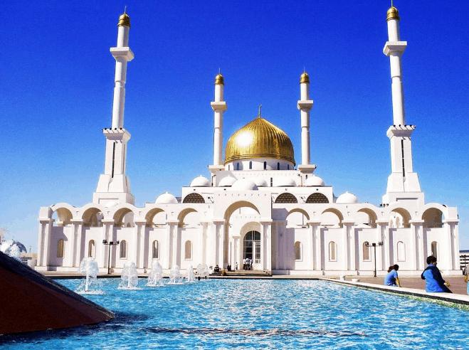 Masjid Terkenal di Seluruh Dunia 7