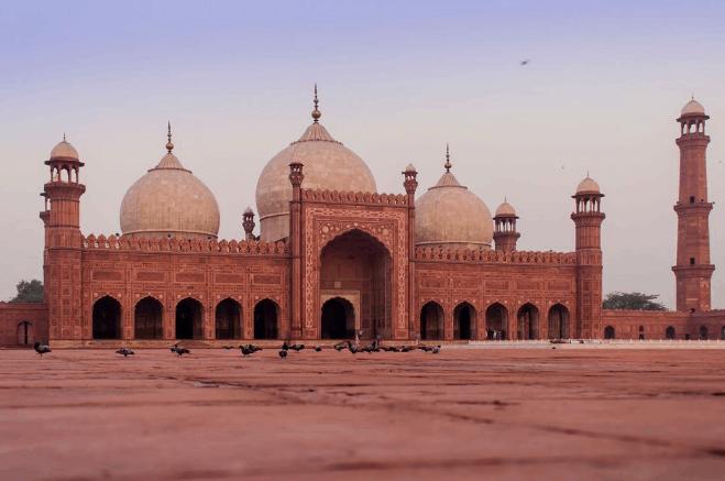 Masjid Terkenal di Seluruh Dunia 6