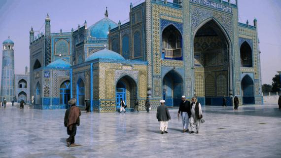 6 Masjid dengan Desain Spektakuler dari Seluruh Dunia