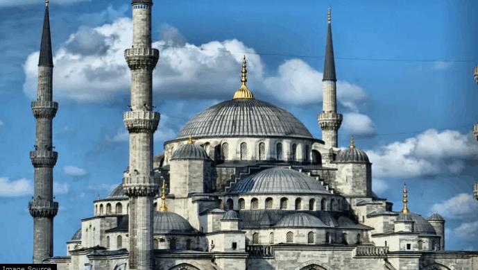 Masjid di Negeri Kincir Angin 4