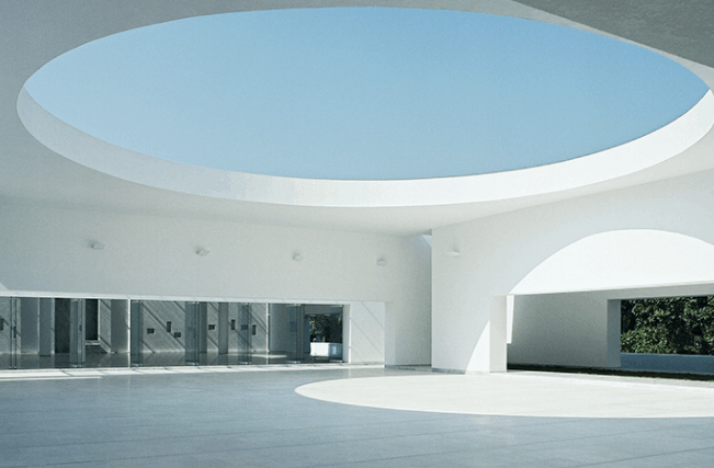 Lima Interior Masjid Kontemporer dari Seluruh Dunia 2
