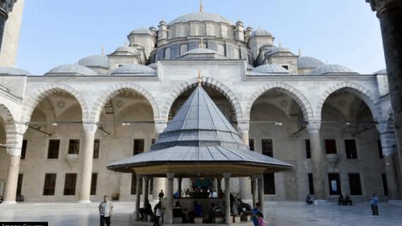 Masjid di Negeri Kincir Angin