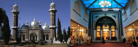 Beberapa Masjid Indah dan Mempesona di Dunia (2)